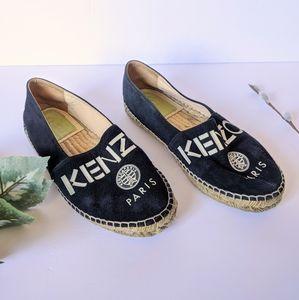 Kenzo Paris espadrilles made in Spain size 38
